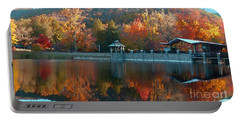 Montreat Autumn Portable Battery Charger by Lydia Holly