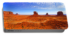 Monument Valley Portable Battery Charger