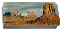 Monumental Portable Battery Charger by Jeff Kolker