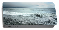 Moody Shoreline French Beach Portable Battery Charger