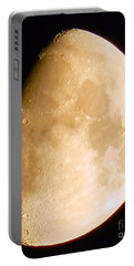 Moon Craters Galore Portable Battery Charger