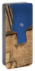 Moon Over Alcazar Portable Battery Charger