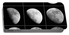 Moon Progression Portable Battery Charger