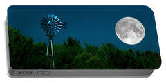 Moon Risen Portable Battery Charger