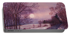 Moon Rising Portable Battery Charger