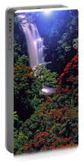 Moonlight Falls Portable Battery Charger