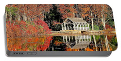 Moore State Park Autumn II Portable Battery Charger