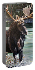 Moose County Portable Battery Charger