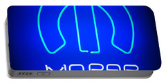 Mopar Neon Sign Portable Battery Charger