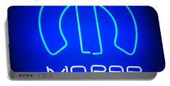 Mopar Neon Sign Portable Battery Charger