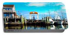 Morehead City Dock Portable Battery Charger