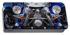 Morgan Aero Frontal Portable Battery Charger