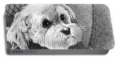 Morkie Portable Battery Charger