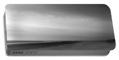 Portable Battery Charger featuring the photograph Morning At Tybee Island by Frank Bright