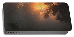 Morning Fog Portable Battery Charger