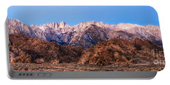Morning Light Mount Whitney Portable Battery Charger