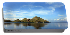 Portable Battery Charger featuring the photograph Morning On Komodo by Sergey Lukashin
