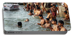 Morning Prayers And Ablutions Portable Battery Charger