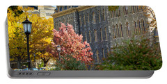 Morrill Hall Cornell University Portable Battery Charger