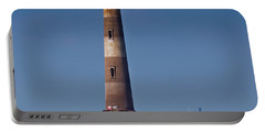 Morris Island Light With Sullivan's Portable Battery Charger