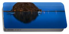 Morro Bay Calm Morning Portable Battery Charger