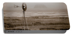 Morro Bay Windmill Portable Battery Charger