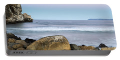 Morro Rock Morning Portable Battery Charger