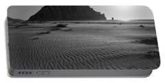 Morro Rock Silhouette Portable Battery Charger