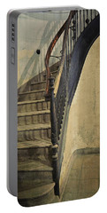 Morton Hotel Stairway Portable Battery Charger
