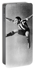 Moscow Opera Ballet Dancer Portable Battery Charger by Underwood Archives