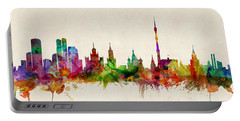 Moscow Skyline Portable Batteries Chargers