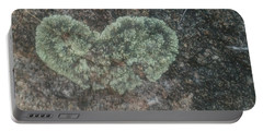 Moss Heart  Portable Battery Charger