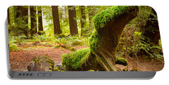 Mossy Creature Portable Battery Charger