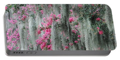 Mossy Crepe Myrtle Portable Battery Charger