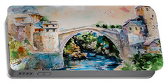 Mostar Bridge Portable Battery Charger