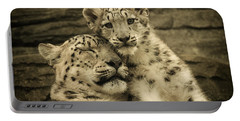 Mother's Love Portable Battery Charger