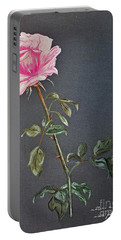 Mothers Rose Portable Battery Charger