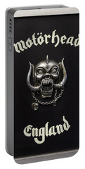 Motorhead England Portable Battery Charger