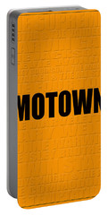 Motown Portable Battery Charger