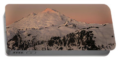 Mount Baker Majestic Portable Battery Charger