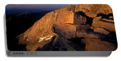 Mount Evans Summit, Colorado Portable Battery Charger