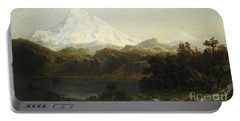 Mount Hood In Oregon Portable Battery Charger