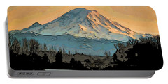 Mount Rainier Portable Battery Charger