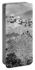 Mount Rushmore South Dakota Usa Portable Battery Charger