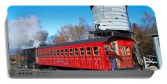 Mount Washington Cog Railway Car 6 Portable Battery Charger