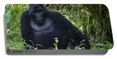 Mountain Gorilla Gorilla Beringei Portable Battery Charger