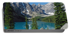 Mountain Magic Portable Battery Charger by Alan Socolik