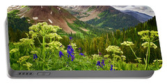 Mountain Majesty Portable Battery Charger