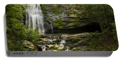 Mountain Stream Falls Portable Battery Charger