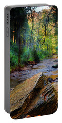 Mountain Stream N.c. Portable Battery Charger